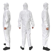 Cheap And Safety Personal Protective Clothing Equipment