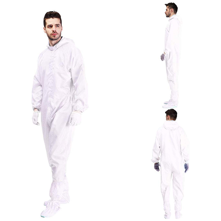 Pvc Antivirus Chemical Protective Suit Clothing